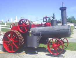 Steamtractor